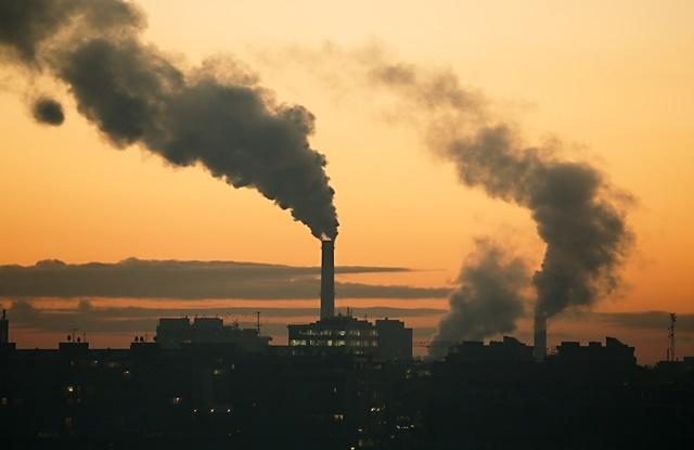 Tipos de poluição