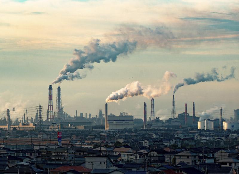 Poluição do ar: entenda os problemas causados ao meio ambiente