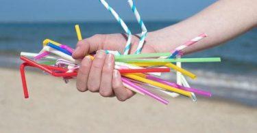 Movimento mundial contra os canudos de plásticos